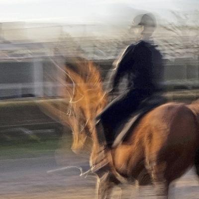 Deauville. Promenade à cheval. Livre impressions volume 2