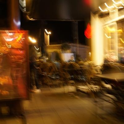 Deauville. Une tisane ? Tirage unique disponible
