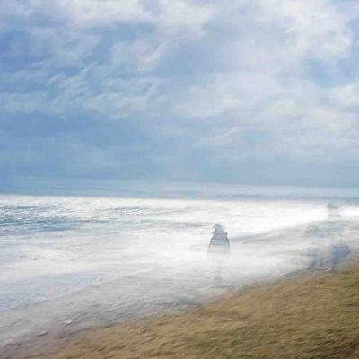 Lion-sur-Mer. Repentir. Tirage unique disponible